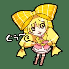 Magical Kukusama sticker #61500
