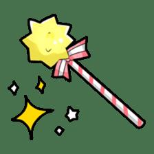 Magical Kukusama sticker #61501