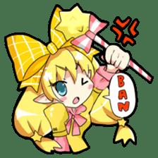 Magical Kukusama sticker #61504