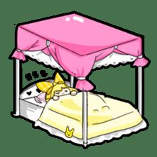 Magical Kukusama sticker #61526