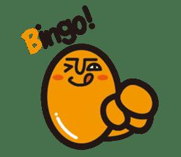 marble eggs sticker #62156
