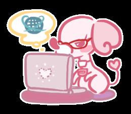 moipooh Part2 sticker #62403