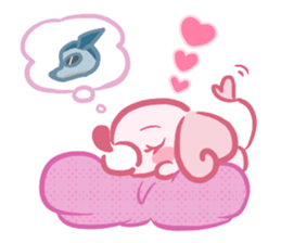 moipooh Part2 sticker #62412