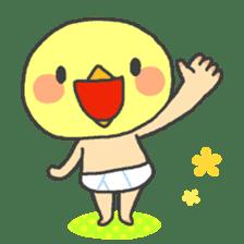 piyo(-8-) sticker #62574
