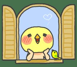 piyo(-8-) sticker #62575