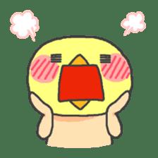 piyo(-8-) sticker #62604