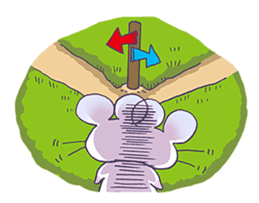 Haccal mouse3 sticker #62623