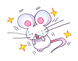 Haccal mouse3 sticker #62642