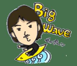 BINGOYA's staff~Tottori&Yonago's dialect sticker #63532