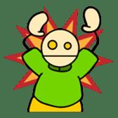 Stick-Man sticker #63762