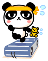 DAPPANDA season 1 sticker #64011