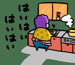 osaka obacyan Z sticker #64118