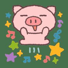 BUTATA Basic Set sticker #64216