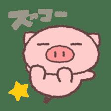BUTATA Basic Set sticker #64246