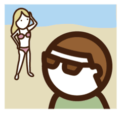 TSUBUYAKIKUN sticker #64478