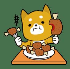 Kun-Kun sticker #64746