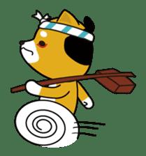 Kun-Kun sticker #64762