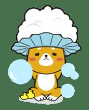 Kun-Kun sticker #64771