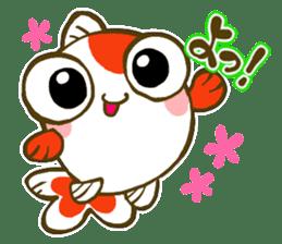 Cute animal sticker #64914