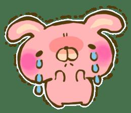 Cute animal sticker #64916
