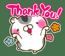 Cute animal sticker #64931