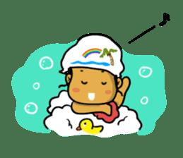 Mahalo chan sticker #65551