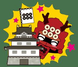 Sanada Yukimura sticker #65934