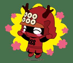 Sanada Yukimura sticker #65941