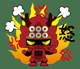 Sanada Yukimura sticker #65942