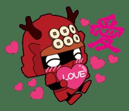 Sanada Yukimura sticker #65947