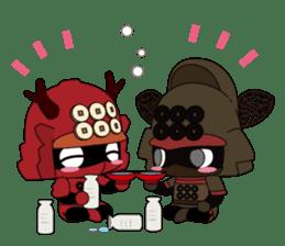 Sanada Yukimura sticker #65950