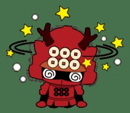 Sanada Yukimura sticker #65955