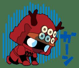 Sanada Yukimura sticker #65960