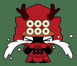 Sanada Yukimura sticker #65961