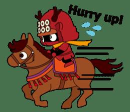 Sanada Yukimura sticker #65963