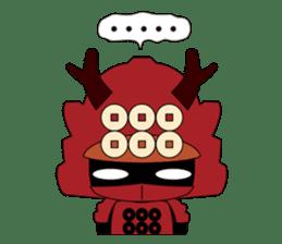 Sanada Yukimura sticker #65967