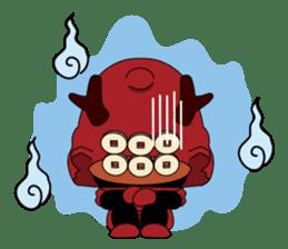 Sanada Yukimura sticker #65970