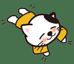ONSEN-NYANKO (Hot Spring Cat) sticker #66427