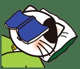 ONSEN-NYANKO (Hot Spring Cat) sticker #66435