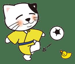 ONSEN-NYANKO (Hot Spring Cat) sticker #66440