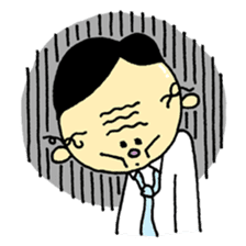 Mr.katsuragi sticker #66482