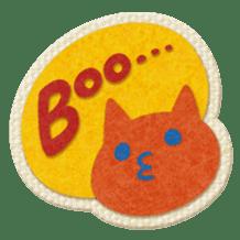 Animal Embroidery sticker #66496