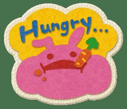 Animal Embroidery sticker #66504