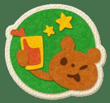 Animal Embroidery sticker #66521