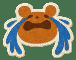 Animal Embroidery sticker #66524