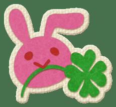 Animal Embroidery sticker #66526