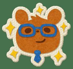 Animal Embroidery sticker #66527