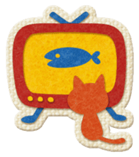 Animal Embroidery sticker #66533