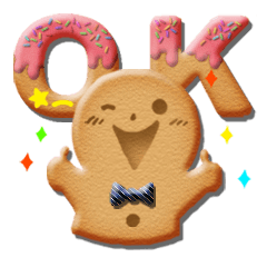 cookie person
