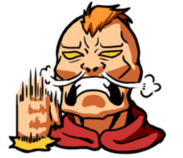 BAD BOY(naughty one) sticker #67781
